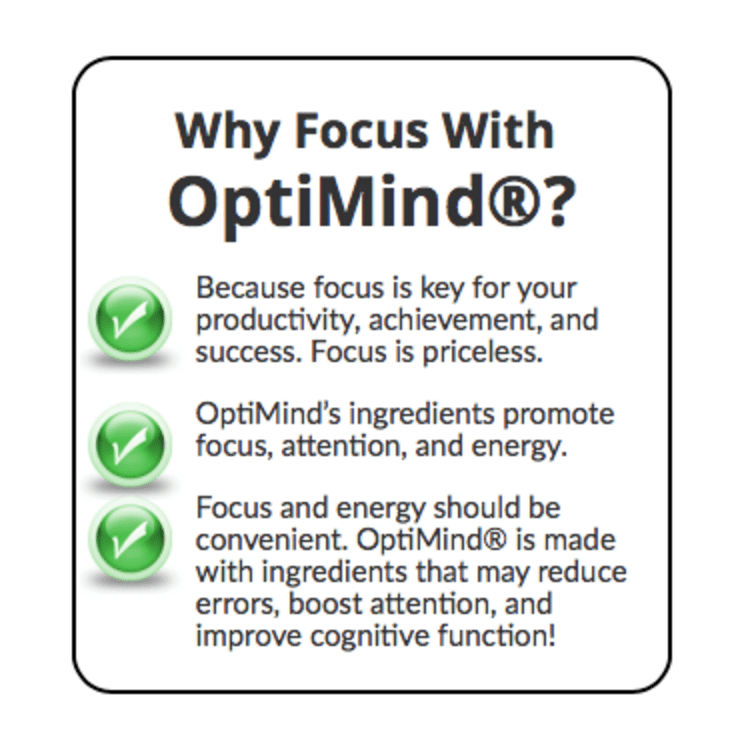 Why should you use OptiMind?