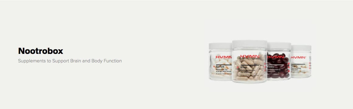 HVMN supplement