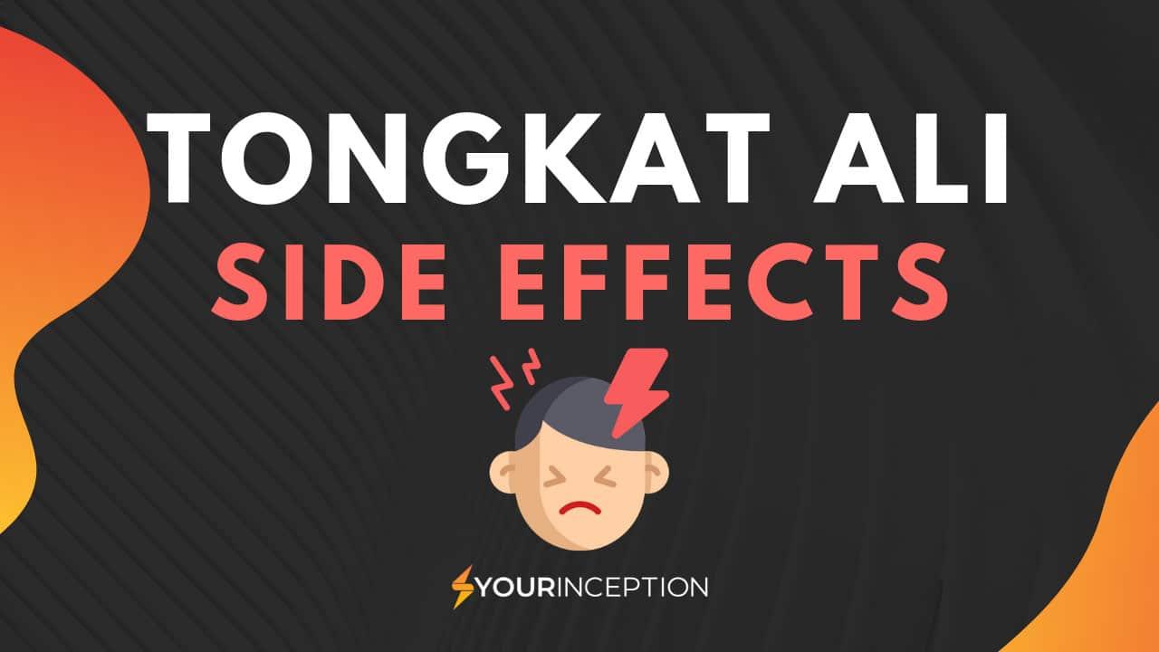 tongkat ali side effects