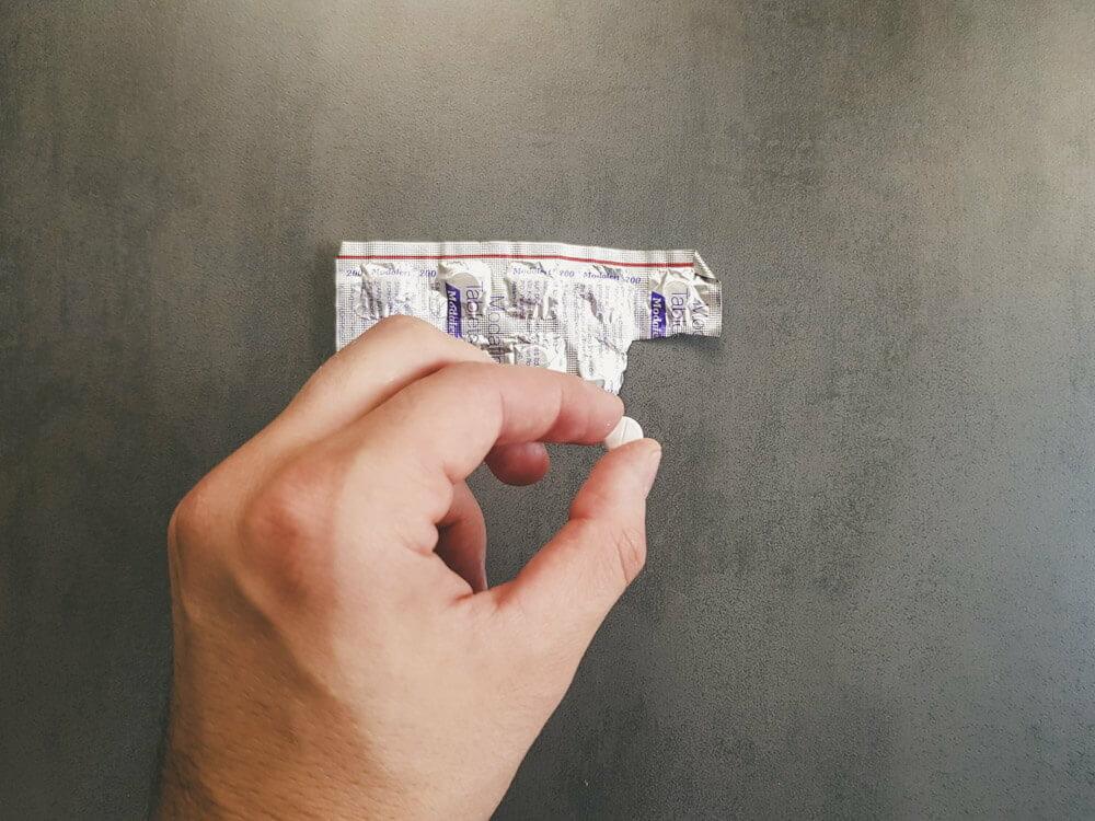 modafinil dose