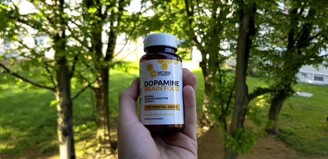 Dopamine Brain Food