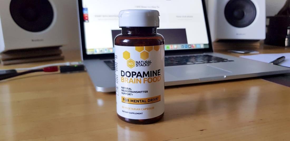 dopamine brain food natural stacks