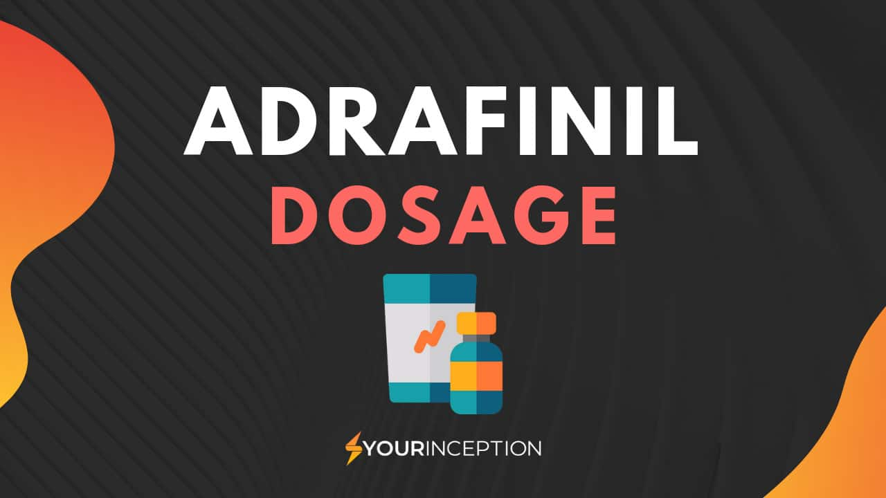 adrafinil dosage