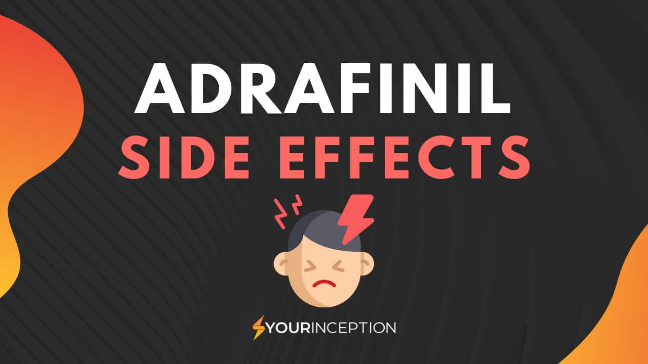 adrafinil side effects