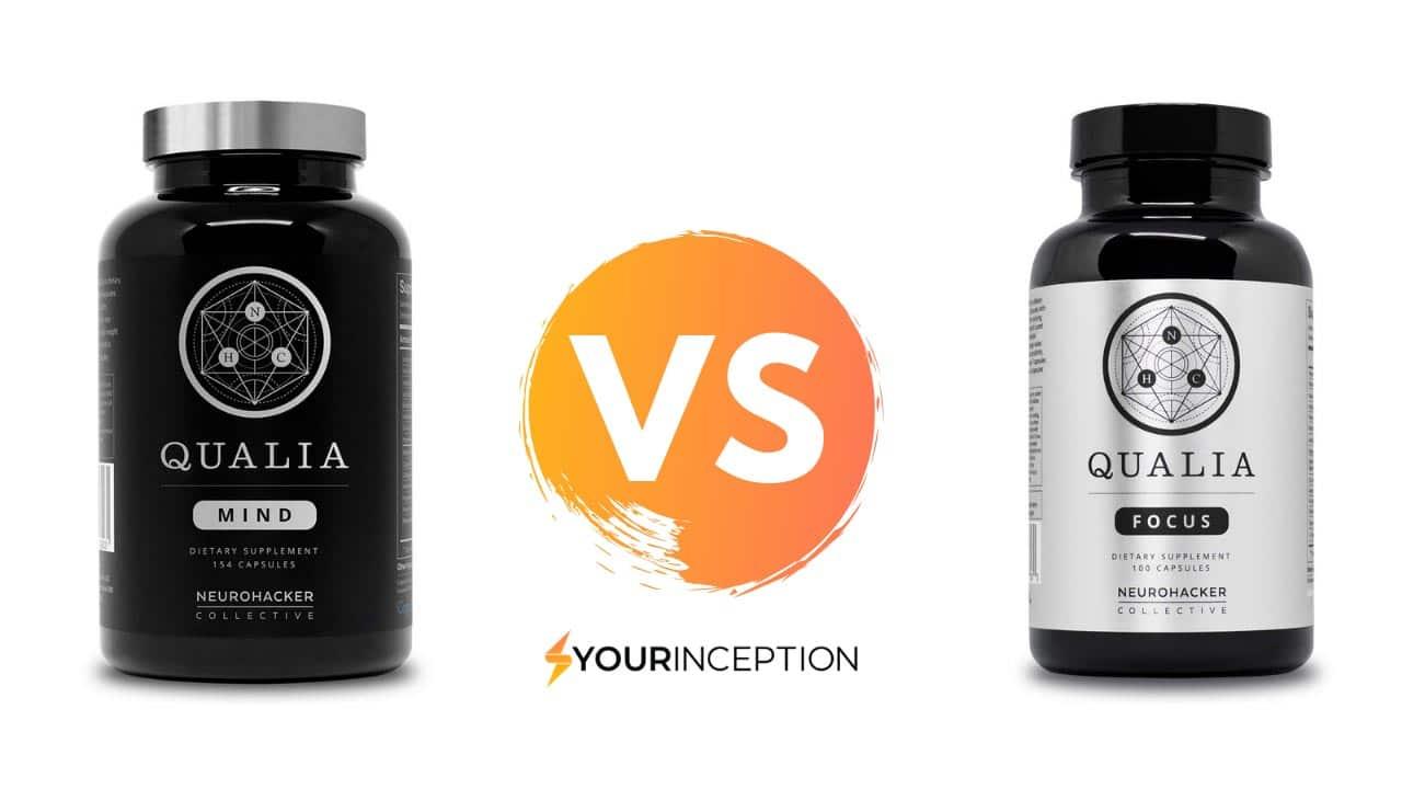 qualia mind vs qualia focus