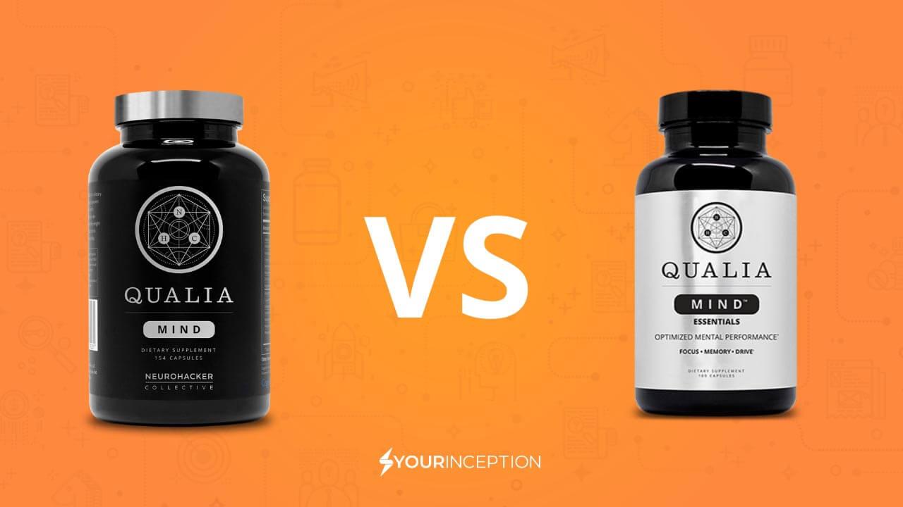 qualia mind vs qualia mind essentials