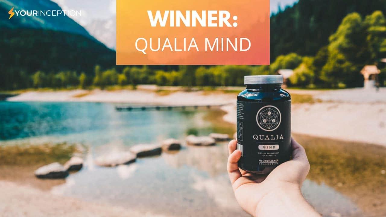 qualia mind winner