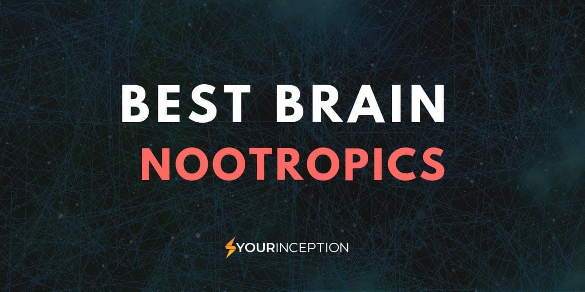 best brain nootropics