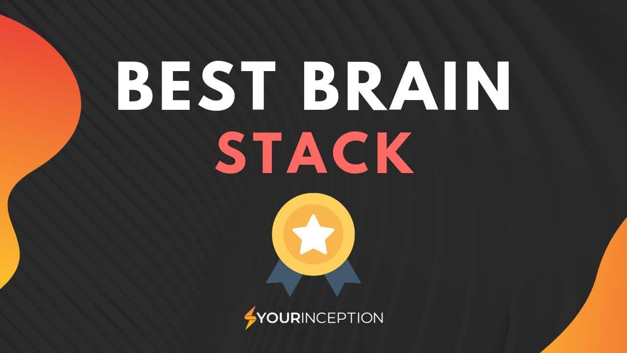 best brain supplement nootropics