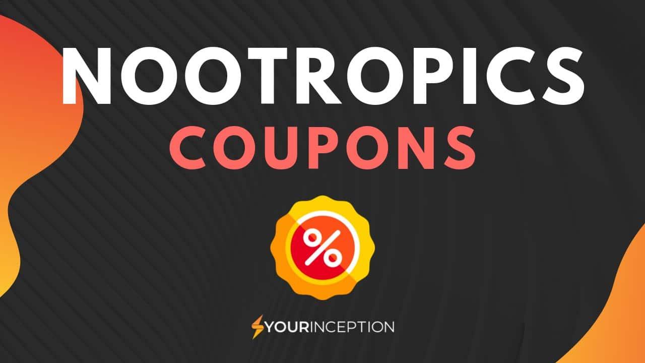 nootropics coupon