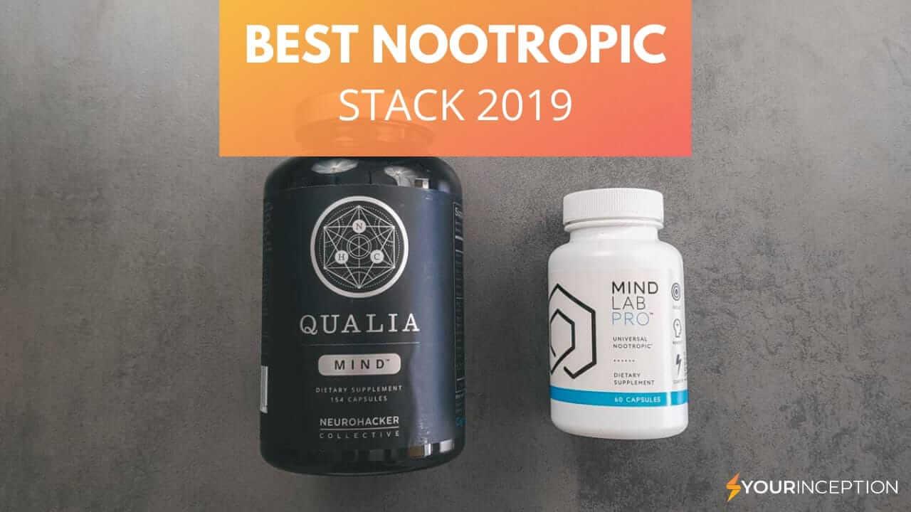 the best nootropic stack