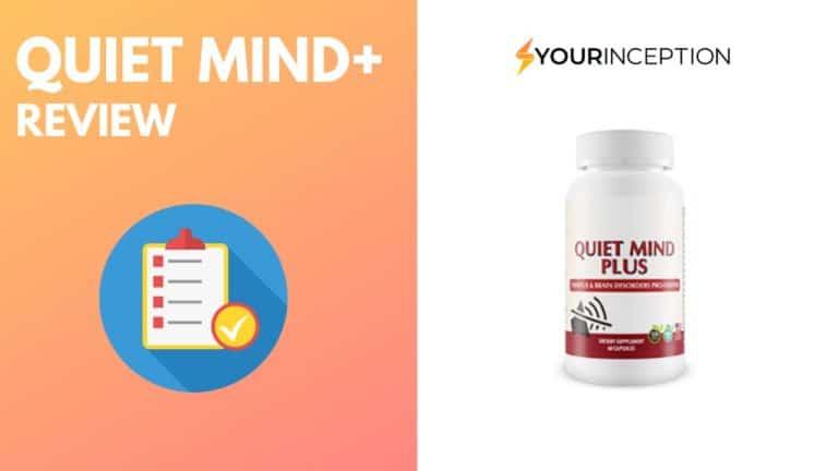 quiet mind plus reviews