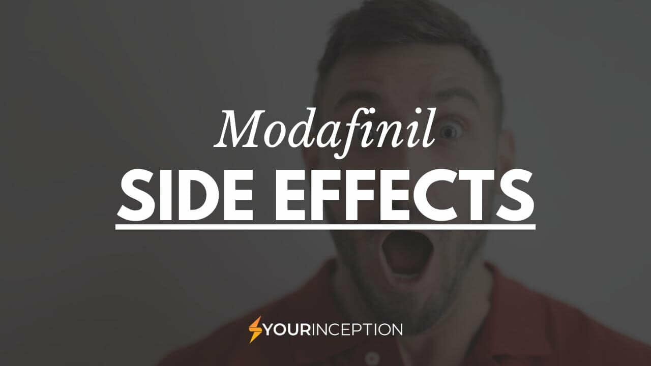 modafinil side effects